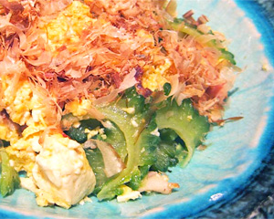 沖縄料理 ごーやーちゃんぷるー